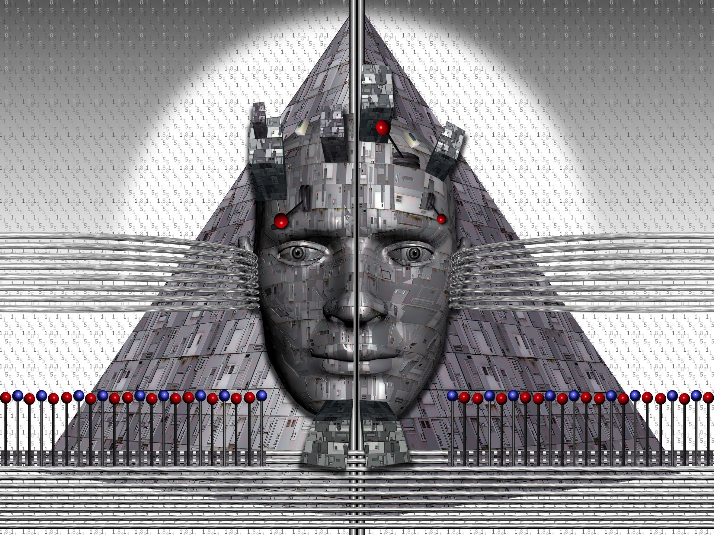 The Mystery Of The Pyramid