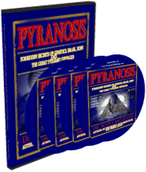 Pyranosis 4 CDs Audio Pack New